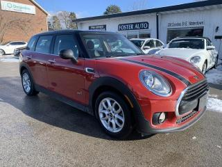 Used 2017 MINI Cooper Clubman COOPER ALL4 for sale in Waterdown, ON