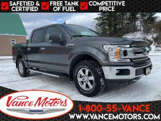 Used 2018 Ford F-150 XLT 4x4...HTD SEATS*BACKUP CAM*BLUETOOTH! for sale in Bancroft, ON