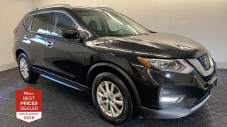 Used 2019 Nissan Rogue SV *ADAPTIVE CRUISE - REMOTE START - REAR CAMERA* for sale in Winnipeg, MB