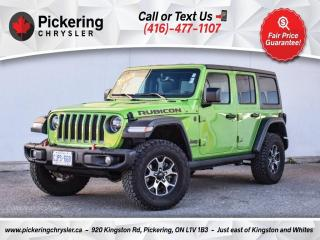 Used 2019 Jeep Wrangler Rubicon - NAV/Leather/Heated Seats/Carplay/Demo for sale in Pickering, ON