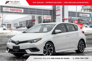 Used 2017 Toyota Corolla IM for sale in Toronto, ON