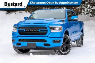 New 2021 RAM 1500 SPORT | 8.4 TOUCHSCREEN | BLUETOOTH for sale in Waterloo, ON