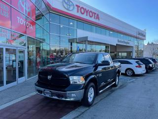 Used 2017 RAM 1500 SLT for sale in Surrey, BC