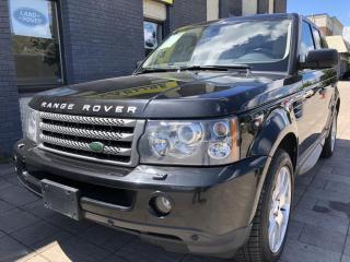 Used 2009 Land Rover Range Rover SPORT 4WD HSE for sale in Nobleton, ON