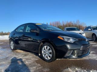 Used 2015 Toyota Corolla LE for sale in Summerside, PE