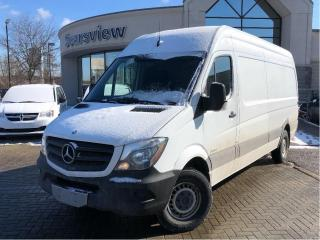 Used 2015 Mercedes-Benz Sprinter for sale in Scarborough, ON