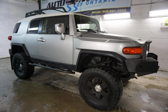 2007 Toyota FJ Cruiser OFF-ROAD 4WD V6 6Spd CERTIFIED 2YR WARRANTY *1 OWNER*FREE ACCIDENT* BLUETOOTH ALLOYS AUX