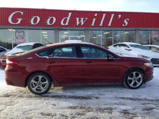 Used 2014 Ford Fusion HEATED SEATS! for sale in Aylmer, ON