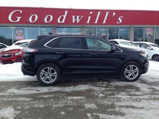 Used 2017 Ford Edge HEATED /COOLED LEATHER SEATS! REMOTE START! for sale in Aylmer, ON