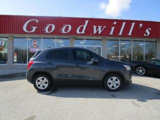Used 2016 Chevrolet Trax Fwd 4dr Ls for sale in Aylmer, ON