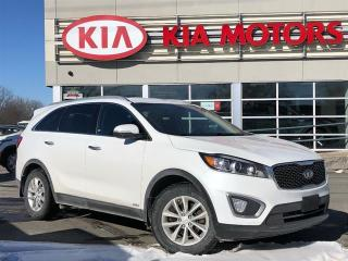 Used 2016 Kia Sorento AWD LX+ Turbo,back up camera,heated seats,keyless for sale in Peterborough, ON
