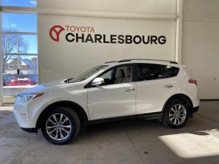 Used 2017 Toyota RAV4 LIMITED - AWD - BAS KM for sale in Québec, QC
