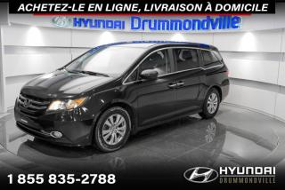 Used 2017 Honda Odyssey EX + GARANTIE + CAMERA + A/C+ MAGS + WOW for sale in Drummondville, QC