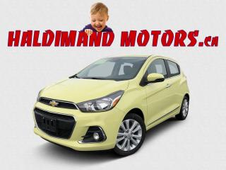 Used 2018 Chevrolet Spark 2LT for sale in Cayuga, ON
