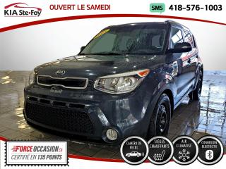 Used 2015 Kia Soul EX+* SIEGES CHAUFFANTS* CAMERA DE RECUL* for sale in Québec, QC