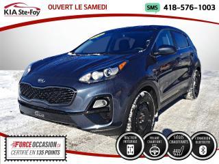 Used 2020 Kia Sportage LX* AWD* CAMERA DE RECUL* SIEGES CHAUFFA for sale in Québec, QC
