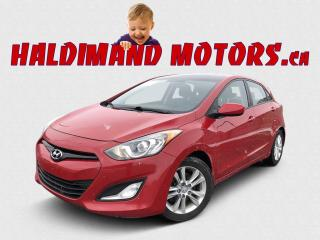Used 2013 Hyundai Elantra GT GLS for sale in Cayuga, ON