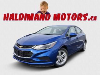 Used 2018 Chevrolet Cruze LT Hatchback for sale in Cayuga, ON