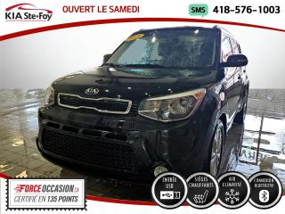 Used 2015 Kia Soul EX* BLUETOOTH* SIEGES CHAUFFANTS* BAS KI for sale in Québec, QC
