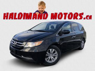 Used 2017 Honda Odyssey EX-L for sale in Cayuga, ON