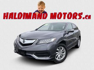 Used 2018 Acura RDX AWD for sale in Cayuga, ON