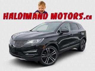 Used 2017 Lincoln MKC Reserve AWD for sale in Cayuga, ON