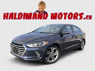 Used 2017 Hyundai Elantra GLS for sale in Cayuga, ON
