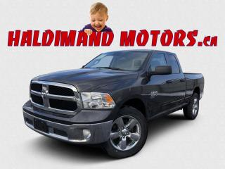 Used 2019 RAM 1500 Classic ST QUAD CAB 4WD for sale in Cayuga, ON