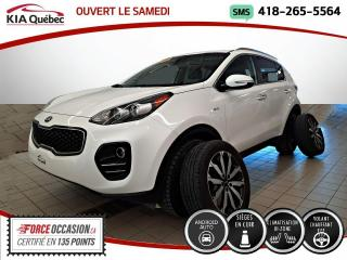 Used 2019 Kia Sportage EX* AWD* CUIR* CARPLAY* VOLANT CHAUFFANT for sale in Québec, QC