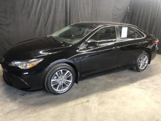 Used 2017 Toyota Camry SE **AUTO/MAGS/CAMERA** 46 600KM* for sale in St-Eustache, QC
