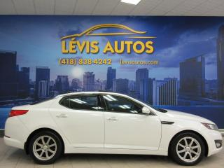Used 2012 Kia Optima EX TOIT PANORAMIQUE GPS CUIR SEULEMENT 8 for sale in Lévis, QC