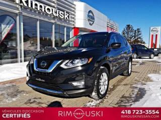 Used 2019 Nissan Rogue AWD 4dr SV **TOIT OUVRANT PANORAMIQUE** for sale in Rimouski, QC