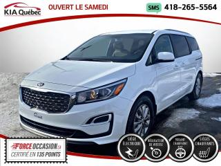 Used 2020 Kia Sedona LX* CARPLAY* SIEGES CHAUFFANTS* for sale in Québec, QC