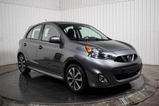 Used 2016 Nissan Micra SR AC MAGS CAMERA DE RECUL for sale in St-Hubert, QC
