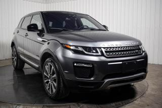 Used 2018 Land Rover Evoque EVOQUE HSE 4X4 2.0L TURBO for sale in St-Hubert, QC