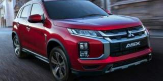 New 2021 Mitsubishi RVR LE for sale in North Bay, ON