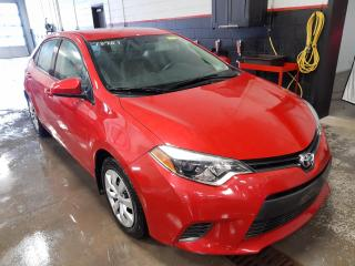 Used 2016 Toyota Corolla LE A/C CAMERA DE RECUL for sale in Île-Perrot, QC