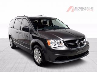 Used 2016 Dodge Grand Caravan SE A/C Caméra Bluetooth for sale in Île-Perrot, QC