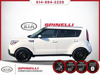 Used 2017 Kia Soul Ex Tech Navigation for sale in Montréal, QC