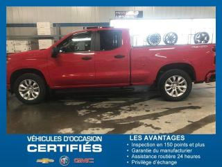 Used 2019 Chevrolet Silverado 1500 Custom for sale in Amos, QC