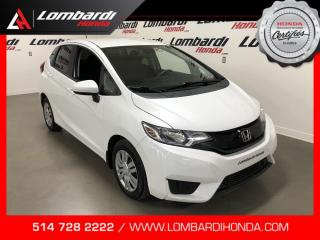 Used 2017 Honda Fit LX|CAM|BLUETOOTH| for sale in Montréal, QC