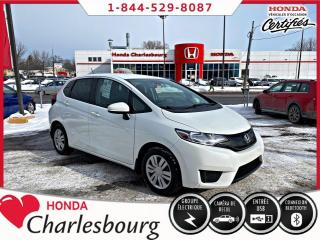 Used 2017 Honda Fit DX**58 286 KM**AUCUN ACCIDENT** for sale in Charlesbourg, QC