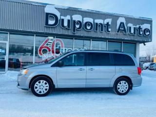 Used 2016 Dodge Grand Caravan Familiale 4 portes SXT for sale in Alma, QC
