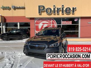 Used 2018 Subaru Outback Touring Automatique for sale in Val-D'or, QC