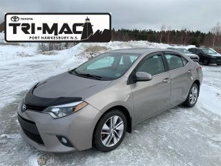 Used 2014 Toyota Corolla 4dr Sdn CVT LE ECO for sale in Port Hawkesbury, NS