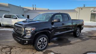 New 2021 Toyota Tundra 4X4 Double CAB TRD SPORT PREMIUM for sale in Port Hawkesbury, NS