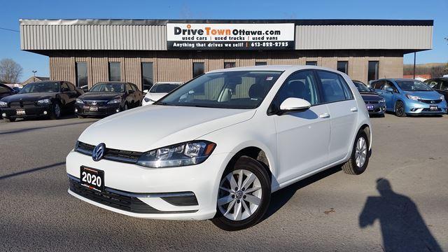 2020 Volkswagen Golf COMFORTLINE