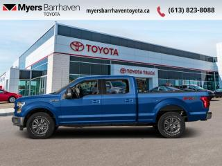 Used 2015 Ford F-150 Lariat  - Leather Seats -  Bluetooth - $268 B/W for sale in Ottawa, ON