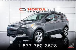Used 2015 Ford Escape SE + NAVI + A/C + CRUISE + GR ELEC + WOW for sale in St-Basile-le-Grand, QC
