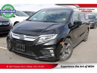 Used 2020 Honda Odyssey EX for sale in Whitby, ON
